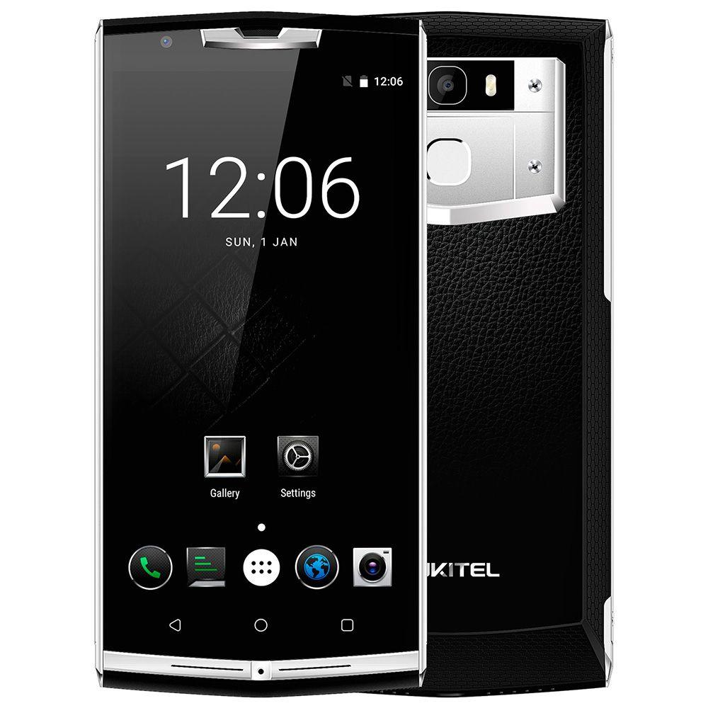 Original OUKITEL K10000 Pro 10000mAh 5.5'' FHD Screen 4G Android Mobile Phone Octa Core 3GB+32GB 12V/2A Quick Charge Fingerprint
