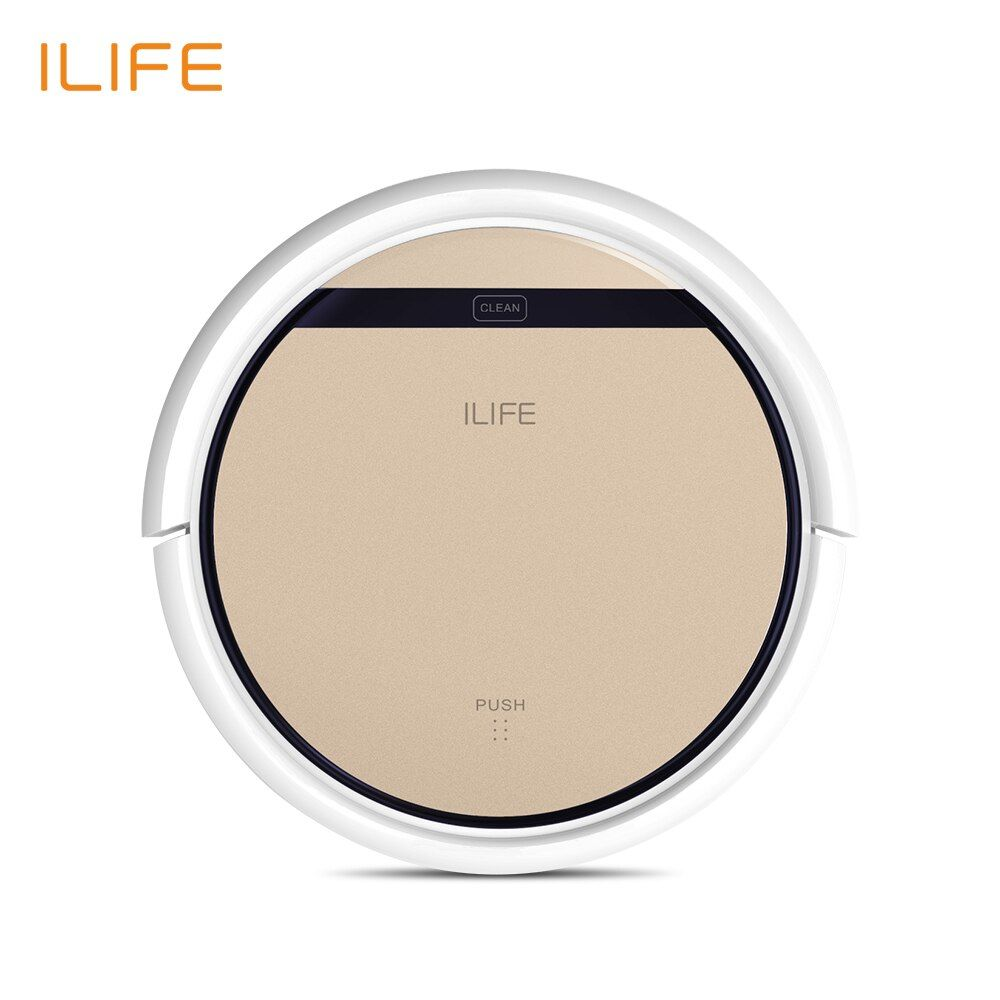 ILIFE V5s Pro <font><b>robot</b></font> vacuum cleaner dry&wet cleaning and auto charge