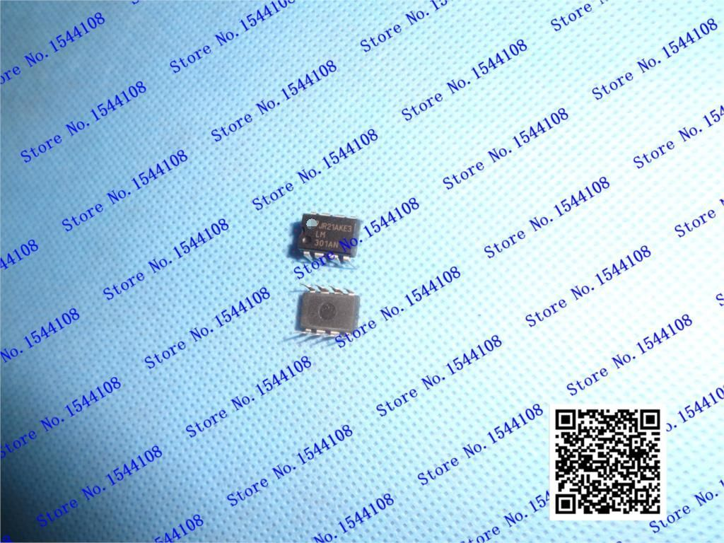 FREE SHIPPING DIP8 301AN LM301AN 20PCS in Stock