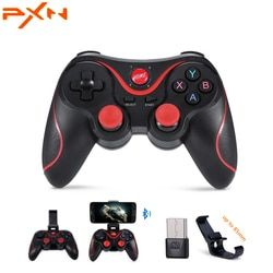 PXN T3 X3 Wireless Bluetooth Gamepad Game Controller Game Pad for iOS Android Smartphones Tablet Windows PC TV Box pk 050 054