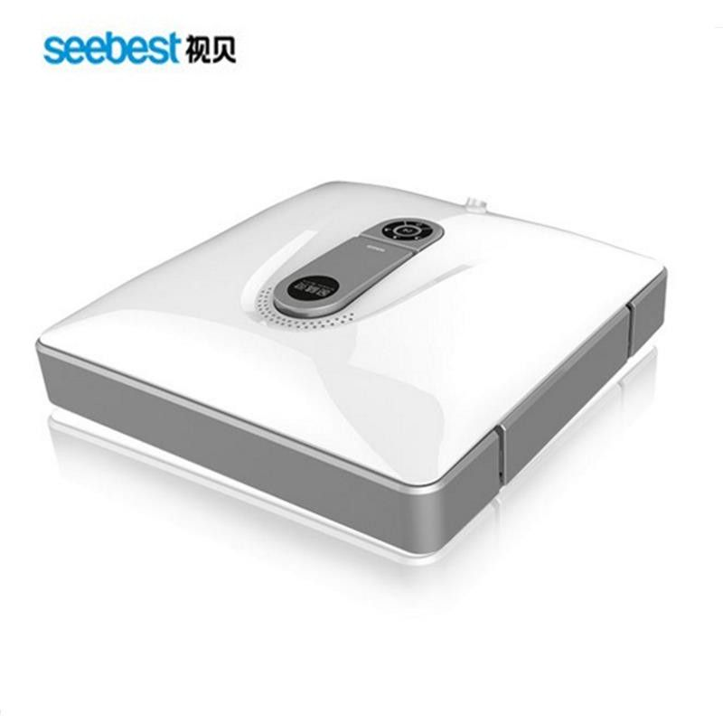 Seebest WS-800 Newest Remote Control Wet And Dry Magnetic Window Cleaner Robot