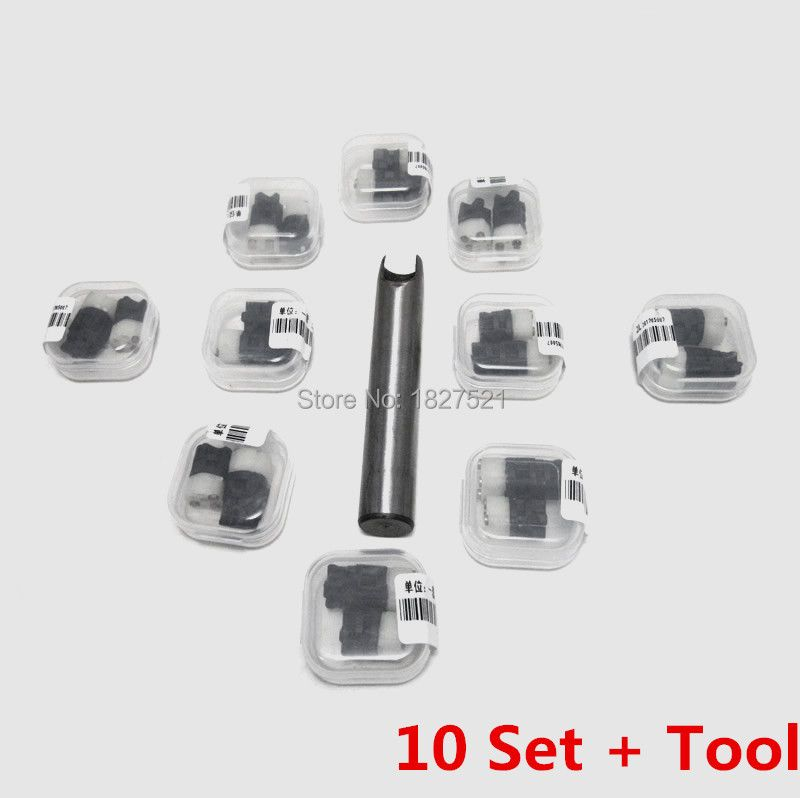 10Set With Punch Tool For Mercedes For Benz 7G Auto Transmission 722.9 Sensor Y3/8n1 & Y3/8n2