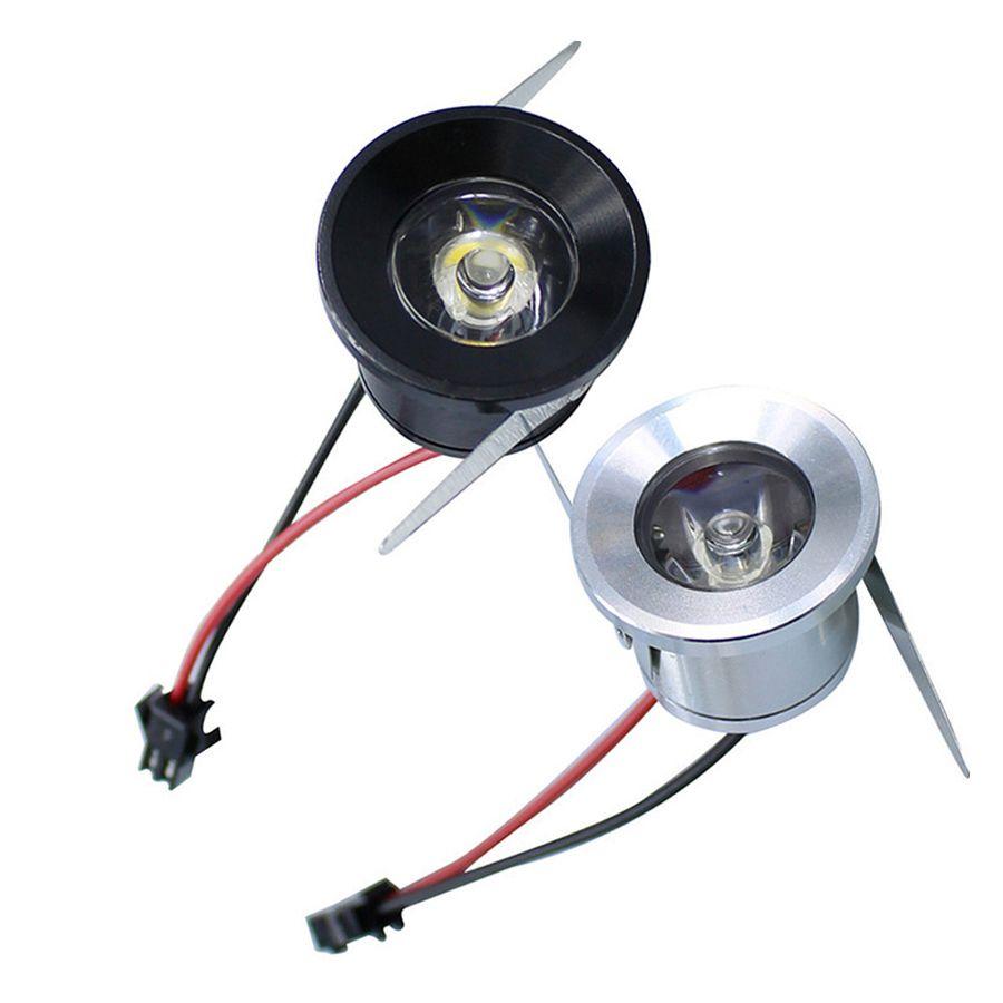 10 teile/los 3 Watt Mini führte kabinett licht AC85-265V mini led spot downlight fügen stick CE ROHS deckenleuchte mini licht