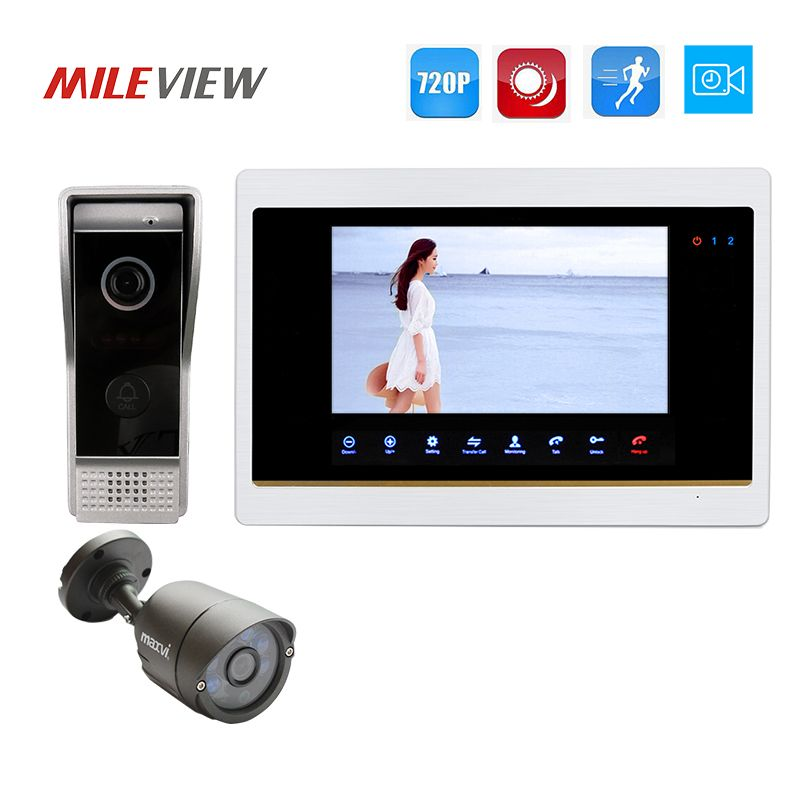 Free Shipping 1.0MP 720P AHD Motion Detection 7