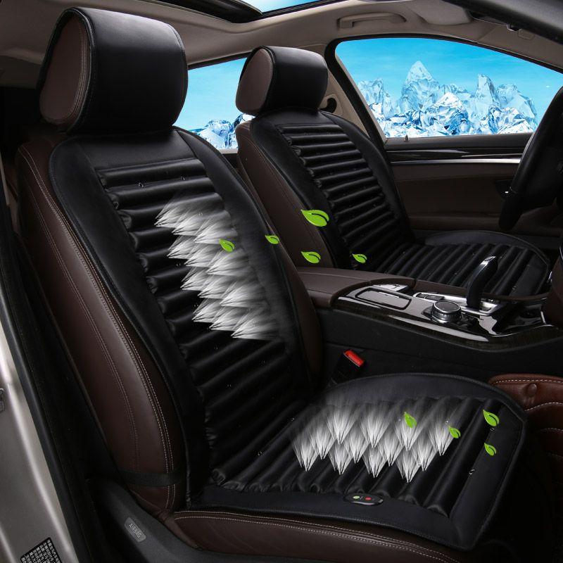 Eingebauten Lüfter Kissen Luft Zirkulation Belüftung Auto Sitz Abdeckung Für Citroen ELYSEE C3-XR C4L C5 C6 Auto pad, auto sitzkissen