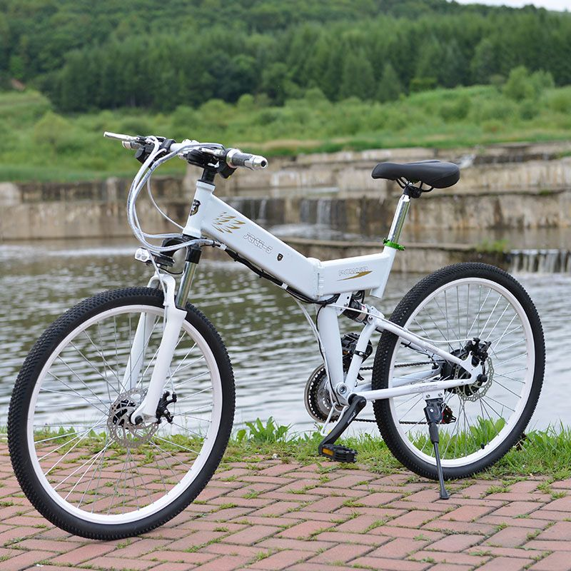 New Electric Bike 24 Speed 10AH 36V 350W Built-in Lithium battery E bike electric 26