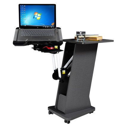 New Kesrer-S Multifunctional Moving Laptop Desk Sofa Bedside Tablet PC Stand Lazy Lift Long Arm Computer Table