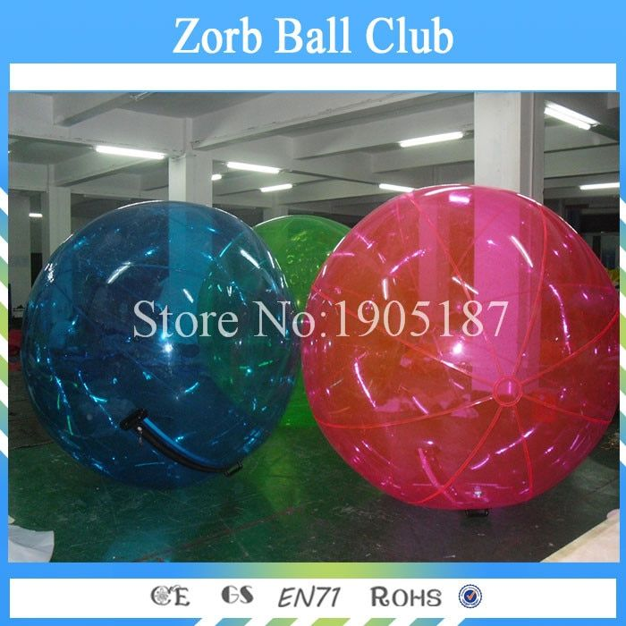 Free Shipping Hot Sale New Products Play Ground Equipment 1.8m TPU Colorful Inflatable Bball/water walking ball for Sale