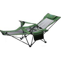 Pantai dengan Tas Portable Kursi Lipat Memancing Camping Kursi Kursi Kain Oxford Ringan Kursi untuk Stainless Steel
