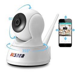 BESDER 1080 P 720 P домашняя ip-камера безопасности двухсторонняя аудио Беспроводная мини-камера ночного видения Wi-Fi камера видеонаблюдения Детский...