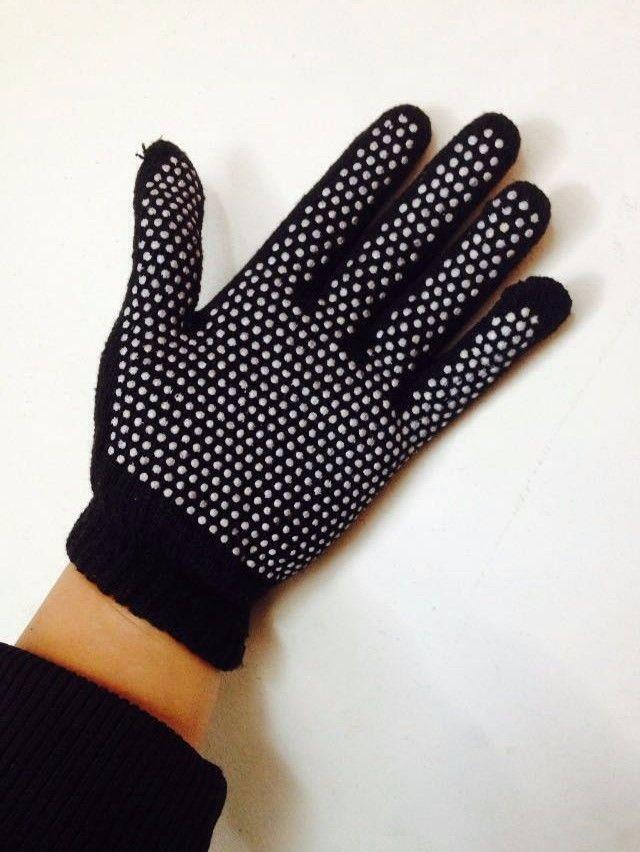 Offre spéciale Tourmaline gants cinq doigts Design mains protecteur bon élastique taille libre gant magnétique livraison gratuite
