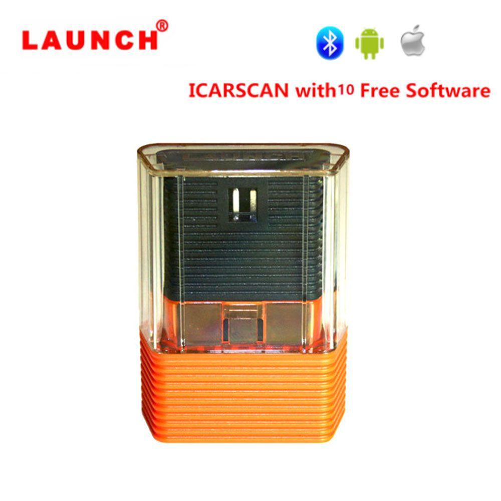 Neueste STARTEN ICARSCAN mit 10 Freies Software ICAR SCAN X431 IDIAG Vpecker Easydiag m-diag lite für Android/ IOS Update Online