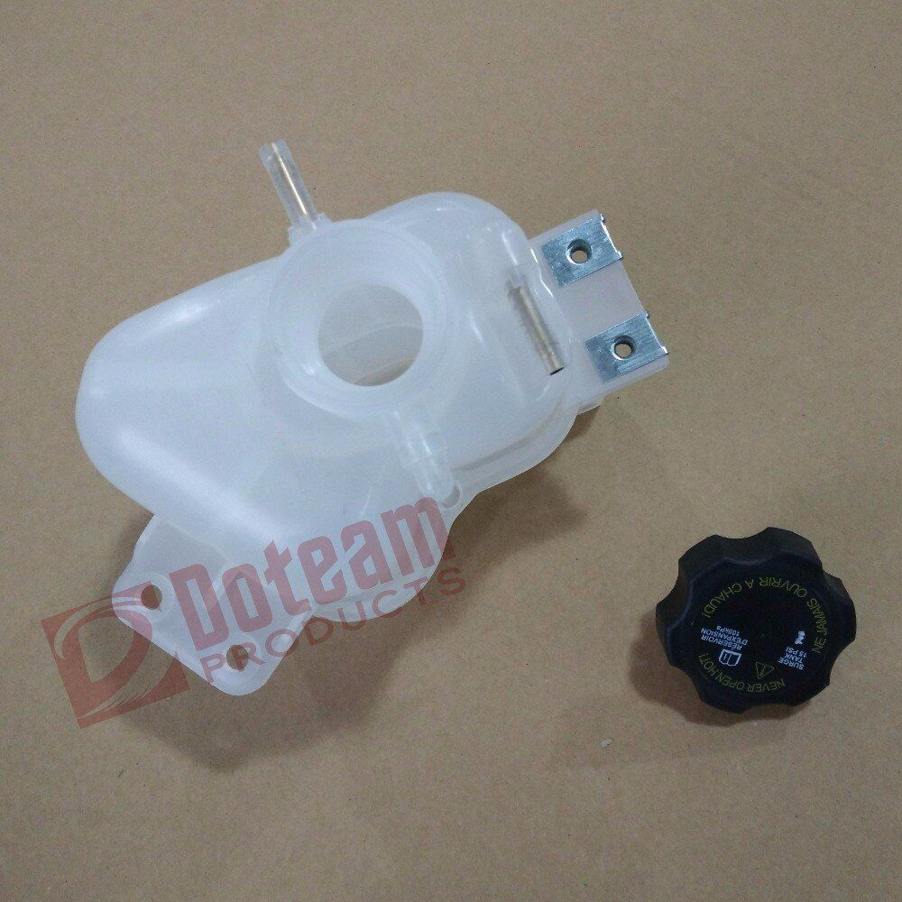 EXPANSION TANK COOLANT RESERVOIR WITH CAP FOR CHEVROLET SPARK 95196454 95352004
