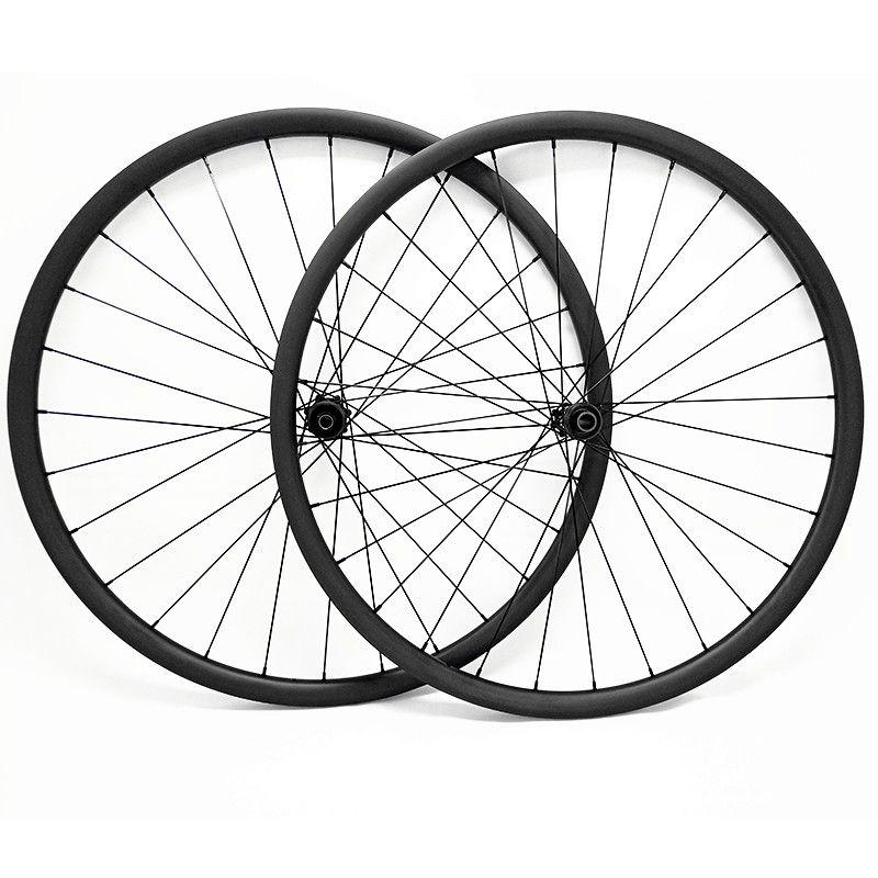 29er mtb disc räder 27x25mm tubeless NOVATEC D411SB/D412SB Ultraleicht carbon mtb räder 1190g bike disc laufradsatz 1420 speichen