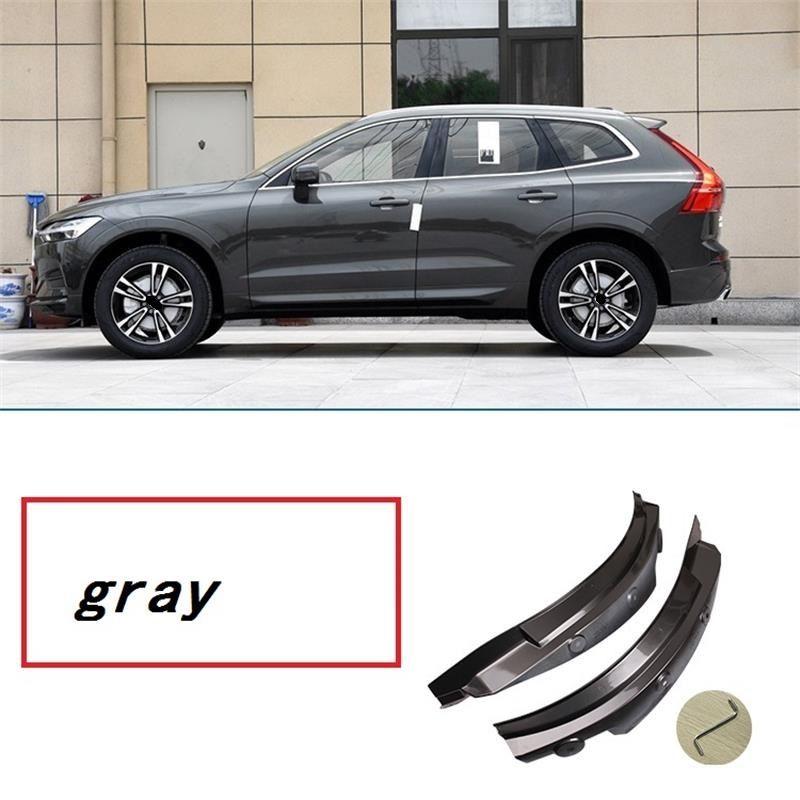 Für volvo xc60 hinten rad fender 2018-2019 XC60 spezielle hintere tür hinten rad fender änderung auto zubehör
