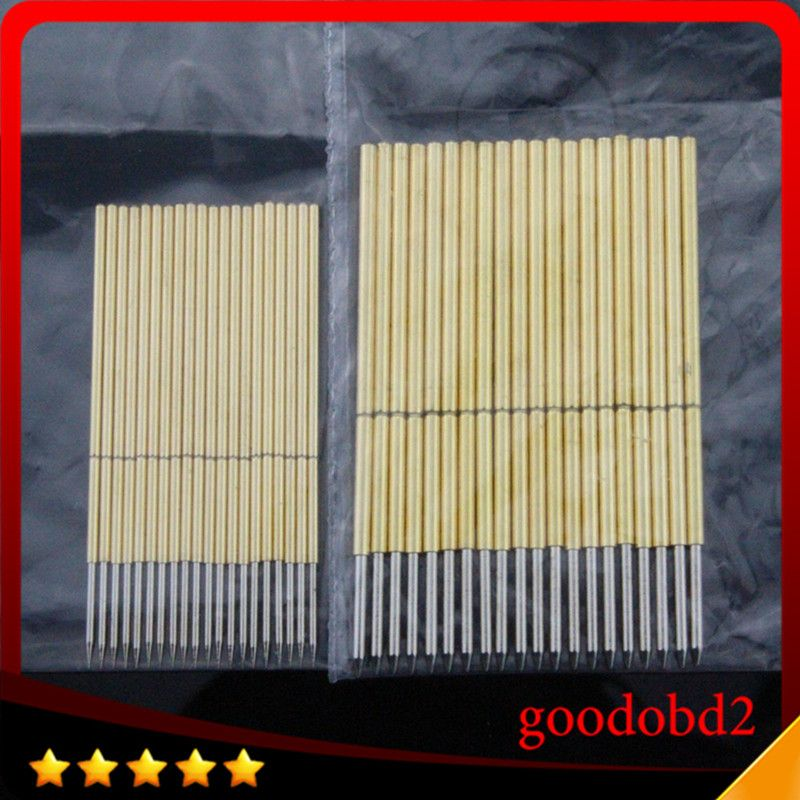 BDM frame pin for 40pcs needles .it have 20pcs small needles and 20pcs big needles support BDM100 ECU programmer ktag k-tag ecu