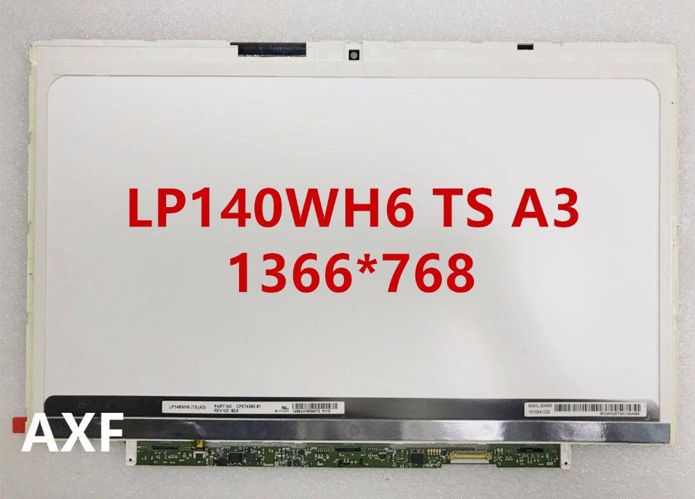 14,0 LED FÜR FUJITSU U772 HP Folio 9470 mt bildschirm LP140WH6 TSA2 LP140WH6 TSA3 1366*768