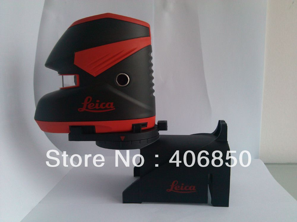 Lino L2P5 laser level Leveling laser Line and Dot Laser and Receiver