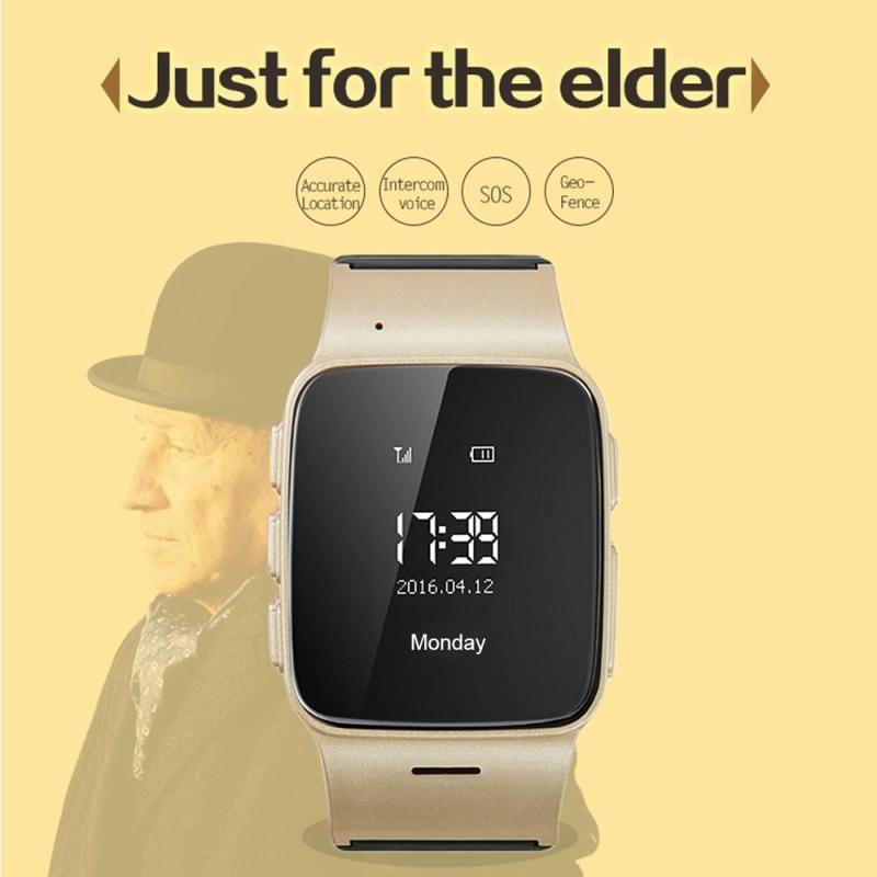 Children's GPS Smart Watch Elder Positioning Monitor Wristwatch relogio masculino SOS Anti-lost D99 Watches Unisex Clock E
