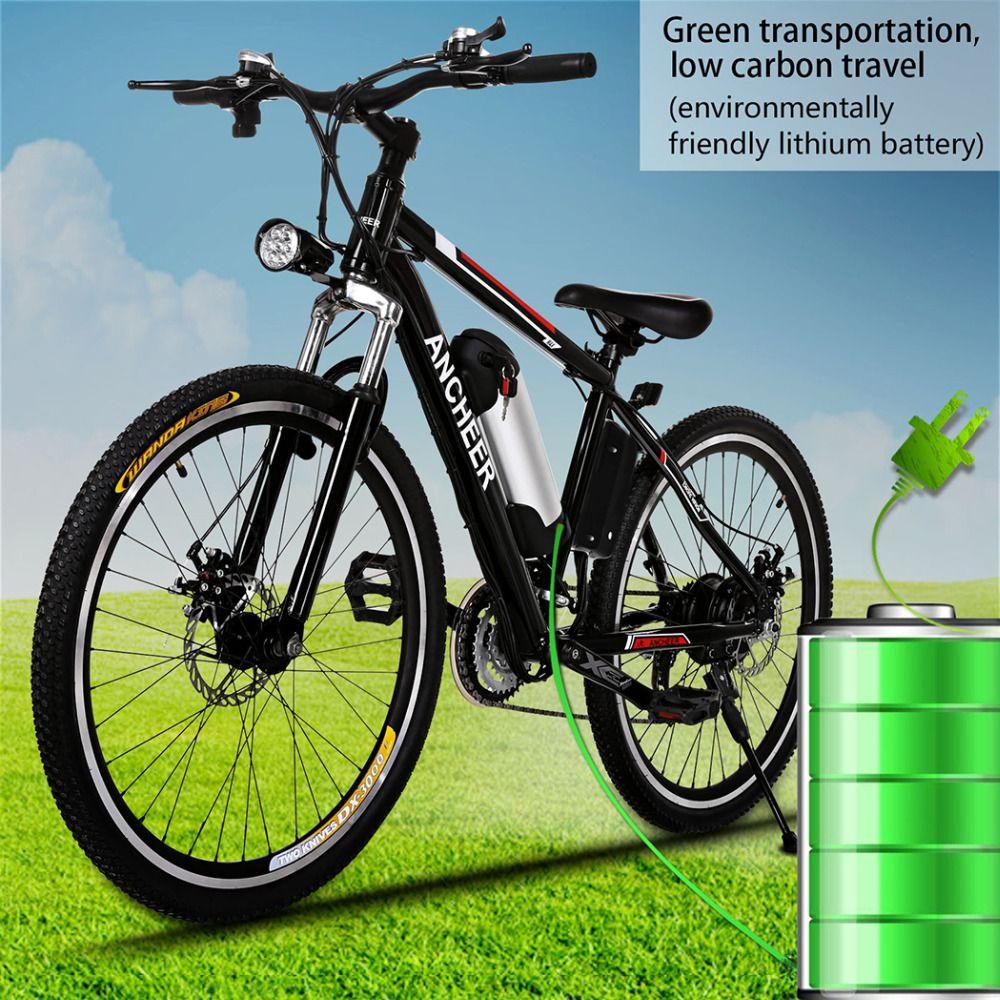 new bike 26 inch Mountain Bike disc brake Aluminum Alloy Frame Road Bicycle Cycling Black Hot