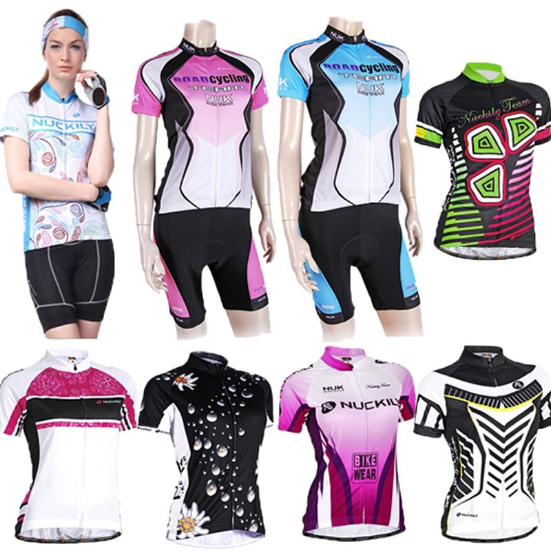 Pro women cycling clothing ciclismo mtb cycling jersey triathlon shirt dress maillot vtt bike wear bicycle clothes skinsuit
