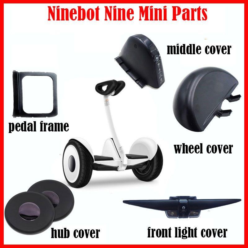 Piezas de repuesto para Xiaomi Ninebot Nueve Mini Hoverboard reparación y maitenance envío gratis