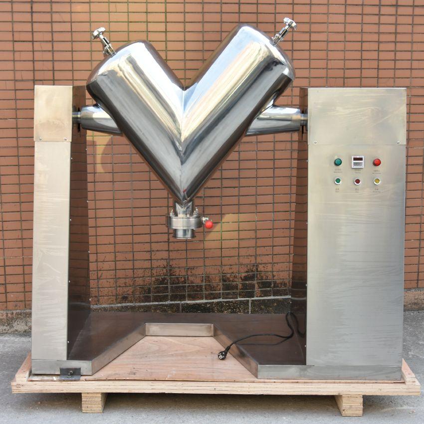 Neue Heiße 220 V/380 V KW/0.75KW 100L VH-100 Mittlere und Kleine Mixer High Efficiency Mixer Pulver Mixer 304 Edelstahl Mixer