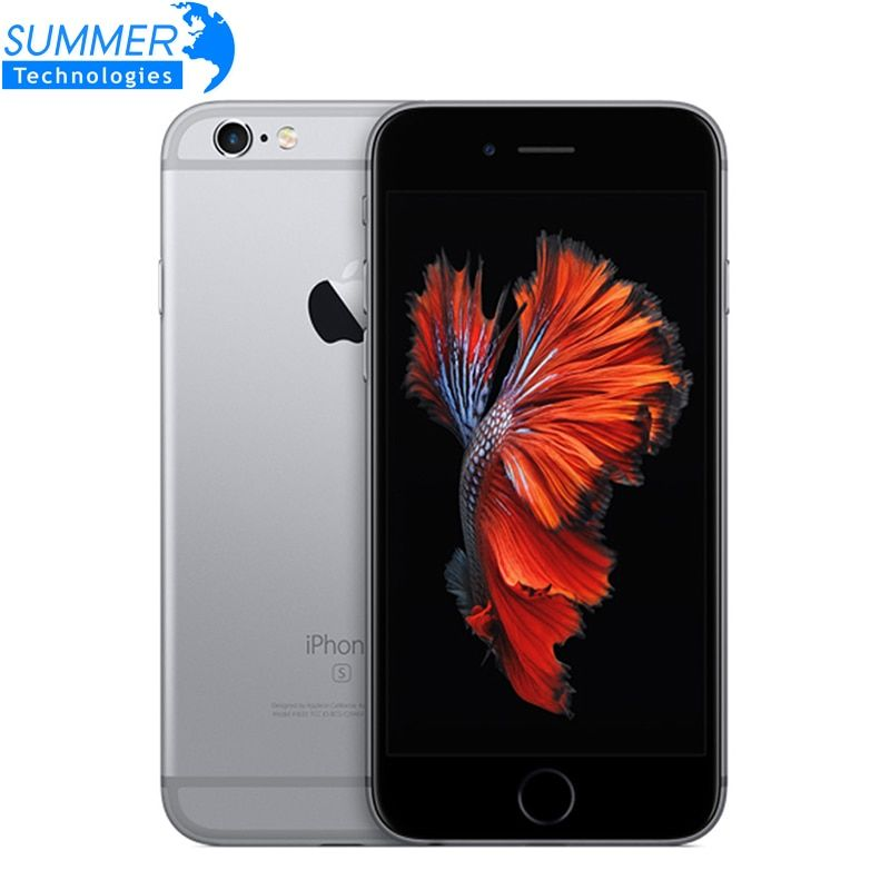 Original Entsperrt Apple iPhone 6 S Plus Handy Dual Core 5,5 ''12MP 2G RAM 16/64/128G ROM 4G LTE 3D touch Handys