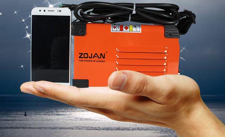 All Copper Core Small Household Mini Handheld MMA Welder AC 220V Output Inverter ARC Welding Machine 180-250V 20-250A