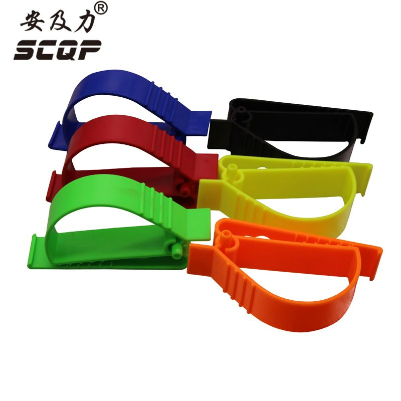 Utility Catcher Clip For Hard Hats,Face Shields,Extension Cords,Ear Muffs,Key Rings,Welding Strikers