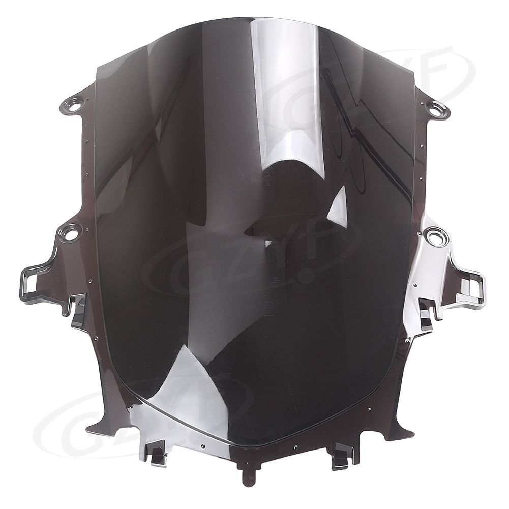 Double Bubble Motorcycle Windscreen Windshield For Yamaha YZF R1 2015 2016 2017 ABS Plastic