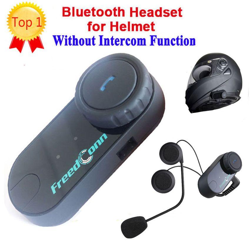 Motorcycle Bluetooth Helmet Stereo Headphone Waterproof BT Wireless Bluetooth Headsets Motorcycle Helmets Hand Free Headphone