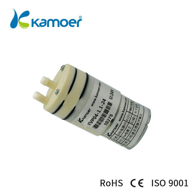 Pompe à vide Kamoer 12 V/24 V (Mini pompe à vide, petite pompe à Air, pompe à Air cc 12 V, moteur Brushless, contrôlable, de haute qualité)