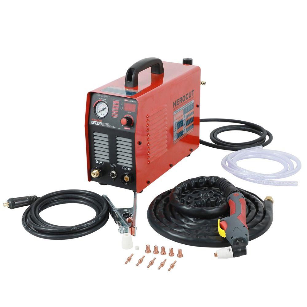 IGBT Plasma Cutter CUT50i 50 Amps 220 v DC Air Plasma schneiden maschine sauber schneiden dicke 15mm