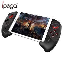 Nuevo ipega PG 9083 3.0 inalámbrico Bluetooth GamePad para Android/ios retráctil GamePad práctico retráctil mango pad joystick