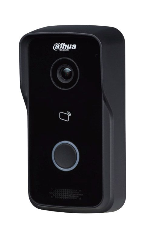 DAHUA VTO2111D-WP Vidéo Interphone Sonnette 1MP Wi-Fi Villa Station de Plein Air Avec Logo DH-VTO2111D-WP porte téléphone