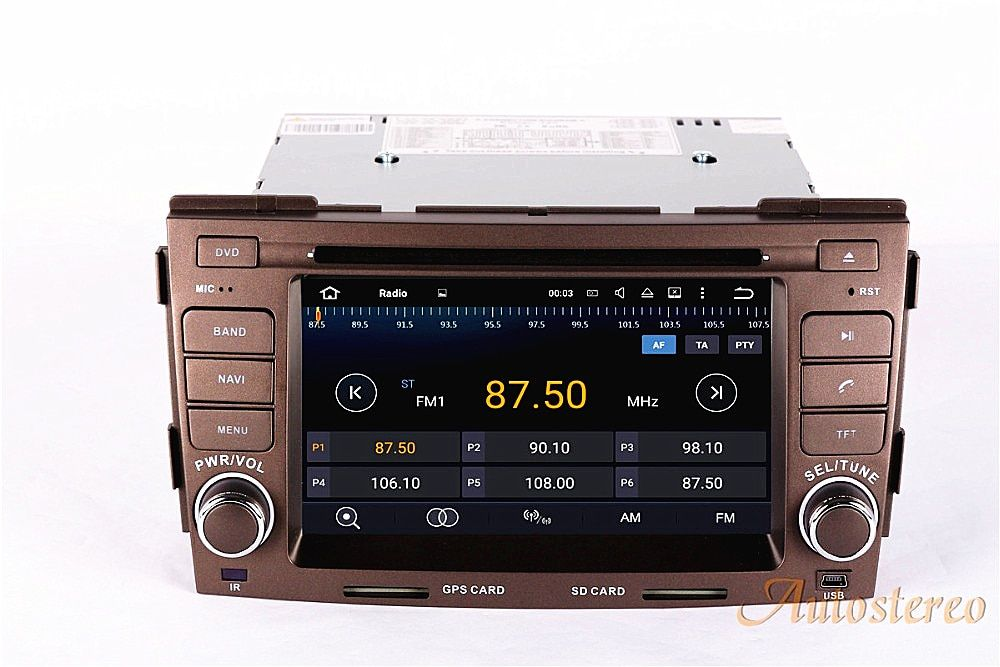 Android 8 Car GPS Navigation AutoStereo Car CD DVD Player for HYUNDAI SONATA NF 2008-2010 Multi-media System 2din radio recorder