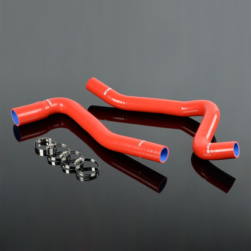 Silicone Radiator Heater Hose Fit For 77-82 CHEVY CORVETTE V8 5.7L/5.0L