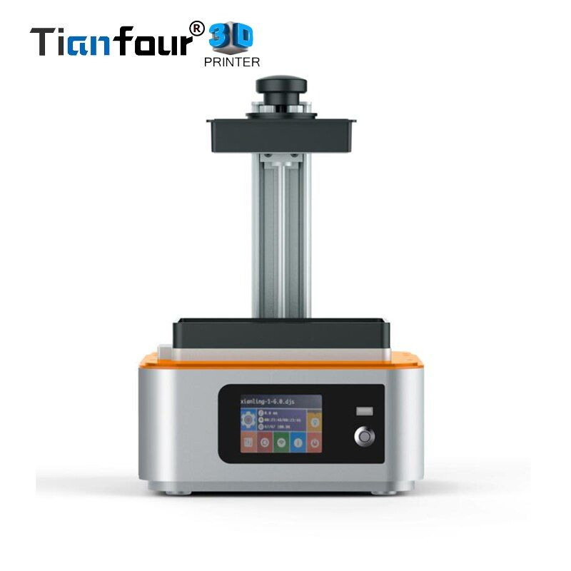 Tianfour new Sculptor UV Light-Curing wifi SLA/LCDDLP 3d printer high precisionfor Jewelry dentistry model gift