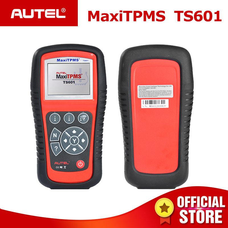 Autel MaxiTPMS TS601 TPMS Wireless TPMS Sensor Reset Relearn Aktivieren Programmierung mit OBD2 diagnose Code Reader scanner