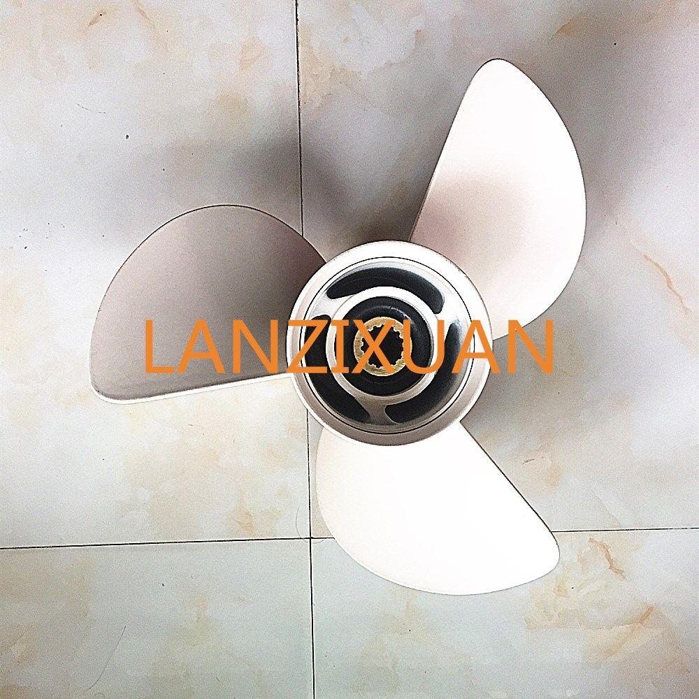 13.25x17,13 1/4 x 17 - K For 60HP-115HP Aluminium Propeller yamaha propellers yamaha marine outboard propellers