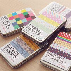 27 PCS/Kotak Korea Alat Tulis Timah Tangan Buku Sticker Set Stiker DIY Stiker Buku Harian Sekolah Bahan Escolar Kawaii