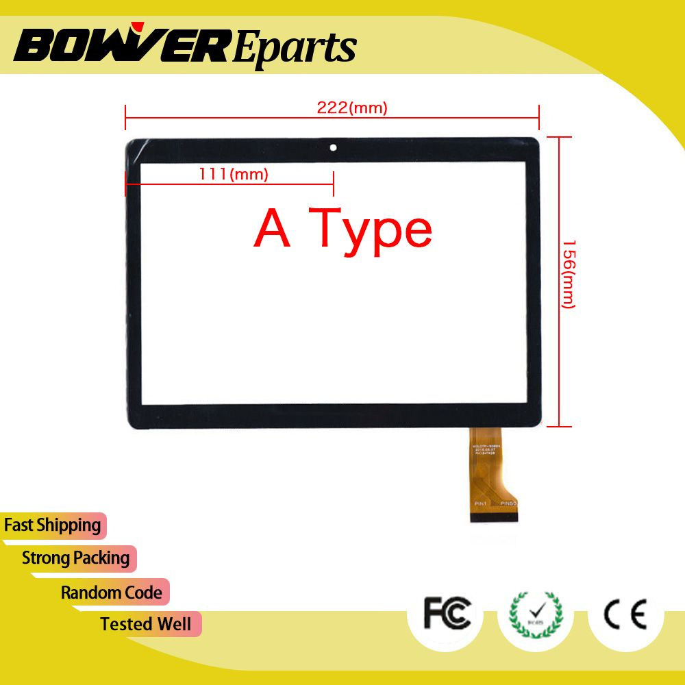 A+  for  9.6''  Digma Plane 9505 3G ps9034mg Touch Screen Digitizer replacement  222x156mm