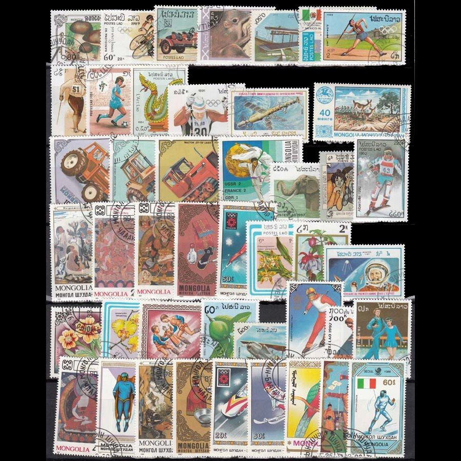 500 PCS World Wide Used Postage Stamps For Collection post stamps sells stampel