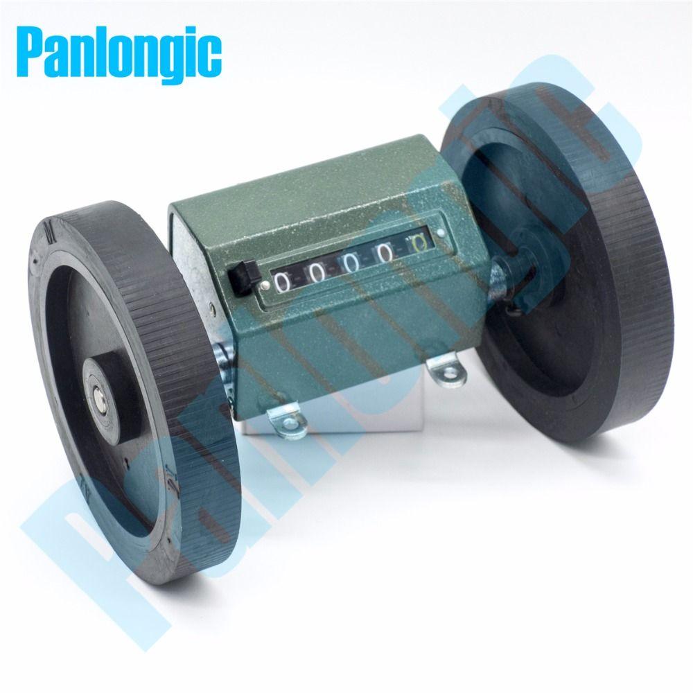 Compteur de roue roulante compteur de longueur mesure compteur mécanique compteur de machines textiles décodeur