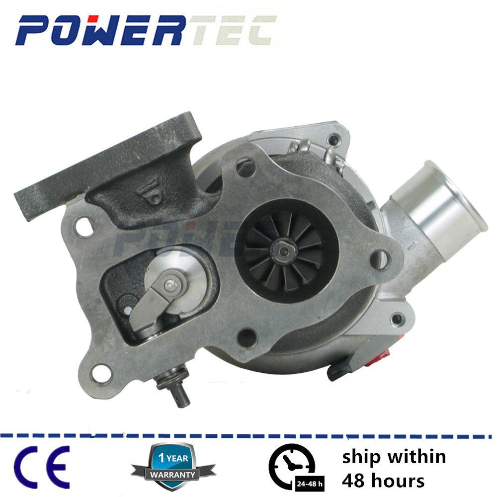 For Mitsubishi Pajero II / L200 2.5 TD4D56 4D56TD 73 KW / 99 HP complete turbo charger 49135-02110 49135-02100 full turbine new