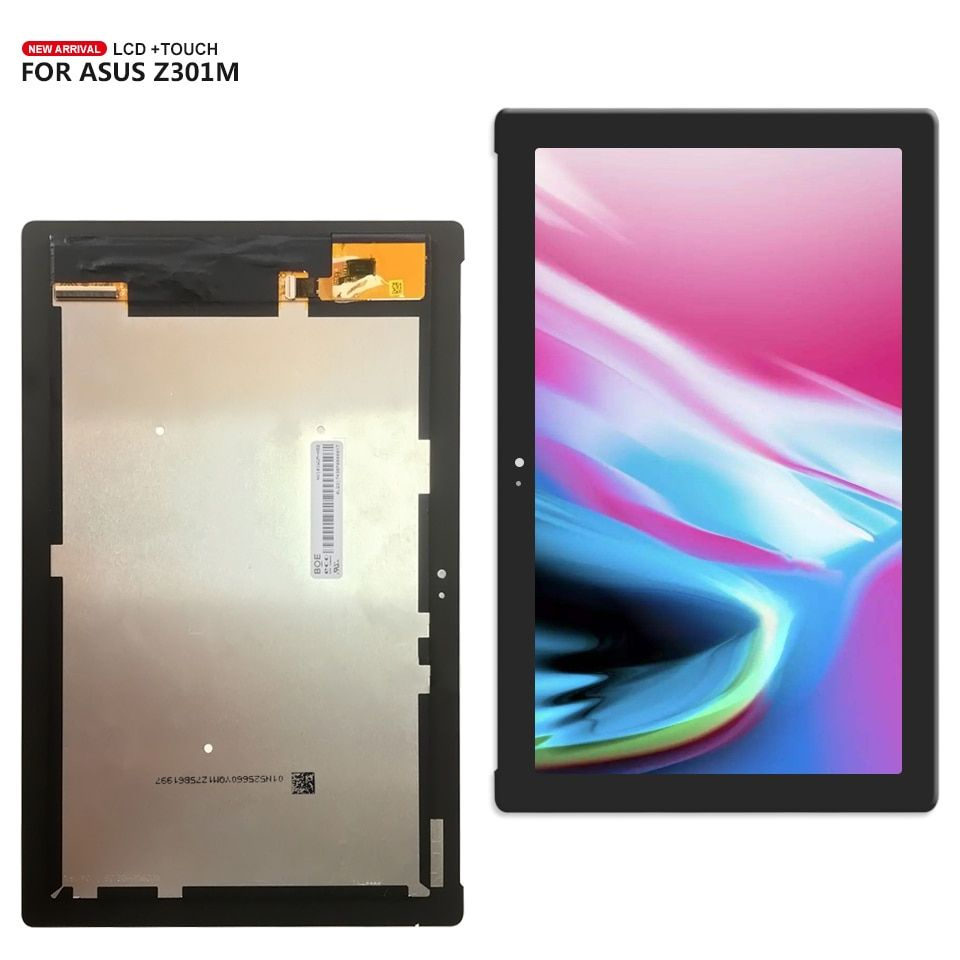 For Asus ZenPad Pad 10 Z301M P028 LCD Display Touch Screen Digitizer Assembly + Tools