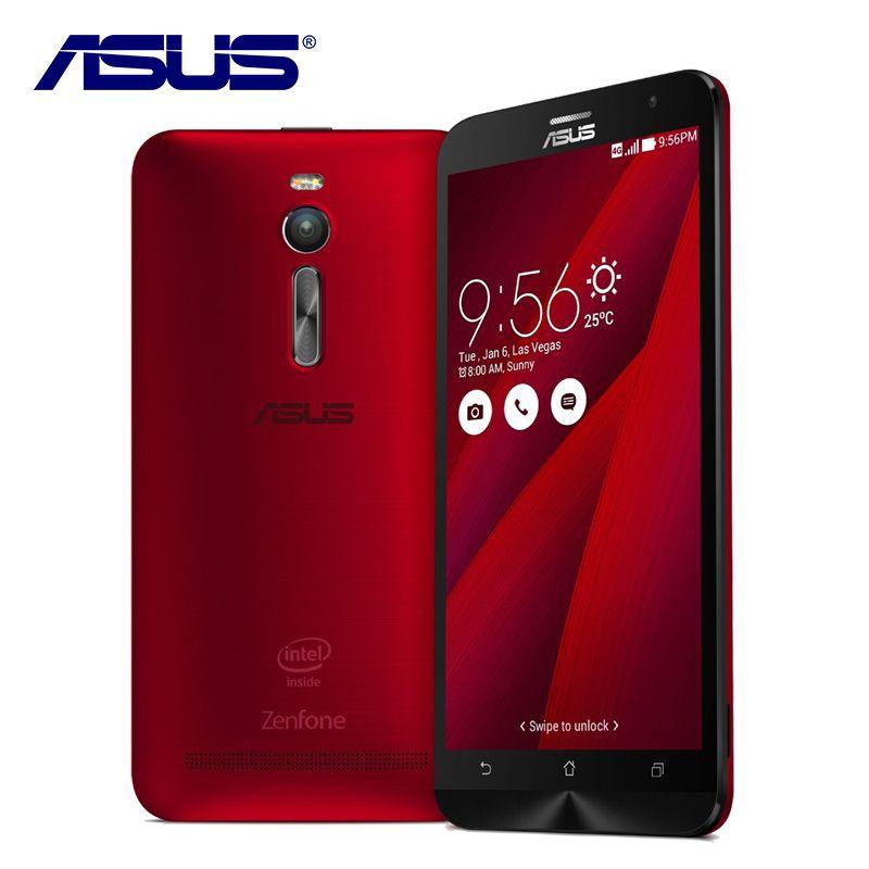 ASUS Zenfone 2 Ze551ML 32 GB ROM 4 GB RAM Android 5.0 Quad Core 5.5 pouce 3000 mAh 13MP LTE 4G New Original Dual Sim Mobile Téléphone