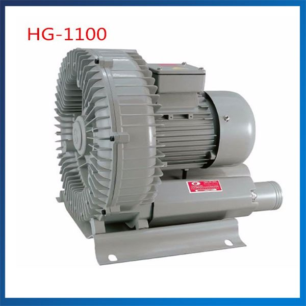 HG-1100 170m3/h Aufblasbare Belüfter Gebläse 380 v/220 v 50 hz/60 hz Hochdruck Turbo luft Gebläse