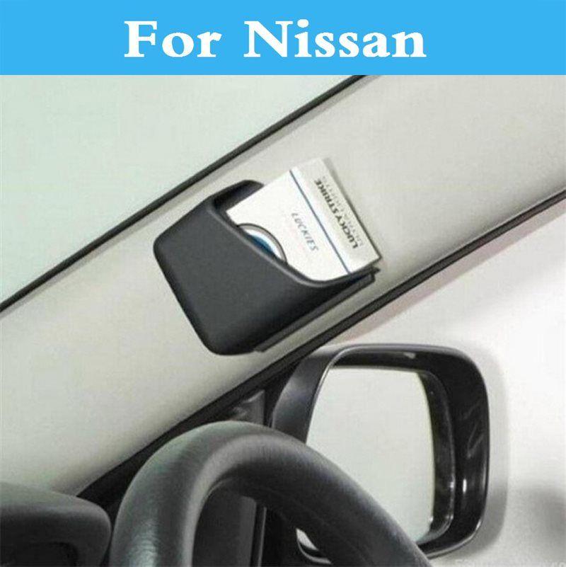 Car Organizer Storage Bag Sundry Phone Auto Accessories For Nissan 350Z 370Z AD Almera Classic Altima Armada Avenir Juke Nismo